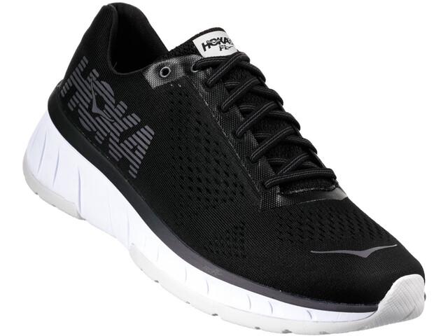 Hoka One One Cavu Running Shoes Herr black/white